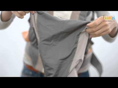 Prezentare video Babymoov Marsupiu Anatomic