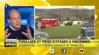 Attentats à Paris: les services secrets algériens auraient alerté la France le 6 janvier dernier