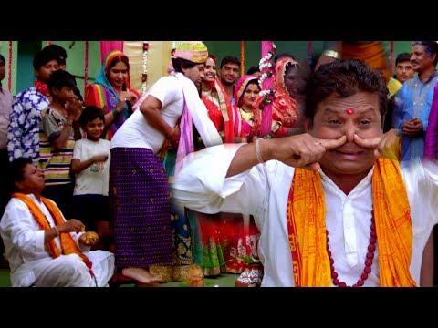 निरहू ने पाद पाद के किआ माहौल खराब || HD 2018 || Bhojpuri Scene 2018 ||