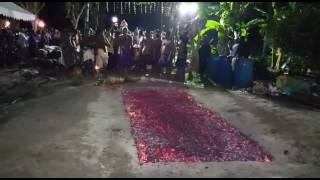Kankar pulai fire walking 2016