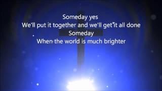 Donnie McClurkin & Kirk Franklin - Ooh Child (Lyrics)