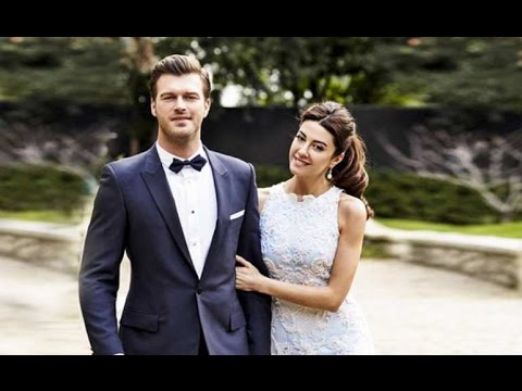 Kivanç Tatlitug IS MARRIED to Basak Dizer on february 2016 in Paris (Wedding photos)