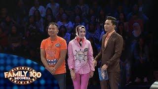 Video Vicky romantis banget! Mendampingin Angel Lelga di Bonus Round! - PART 4 - Family 100 Indonesia MP3, 3GP, MP4, WEBM, AVI, FLV Mei 2018
