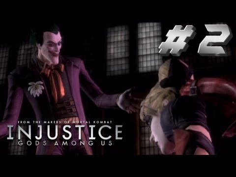 kNIGHTWING01 - Injustice Walkthrough Part 2. Aquaman goes home to Atlantis, only to learn Superman will rule it. This doesn't sit well with the King of the Seven Seas. What...