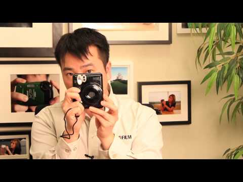 Fuji Guys - Instax Mini 50s Piano Black Unboxing & First Look