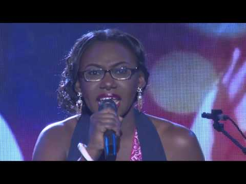 Niniola Performing ITURA -Her Personal Composition | MTN Project Fame 6 Reality Show