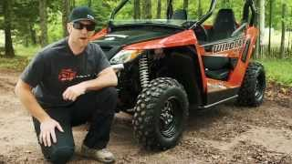 1. DirtTrax TV Wildcat Trail Test Ride