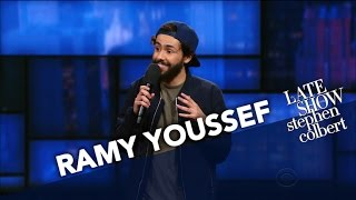 Ramy Youssef Is Expecting A Hogwarts Letter From ISIS Video