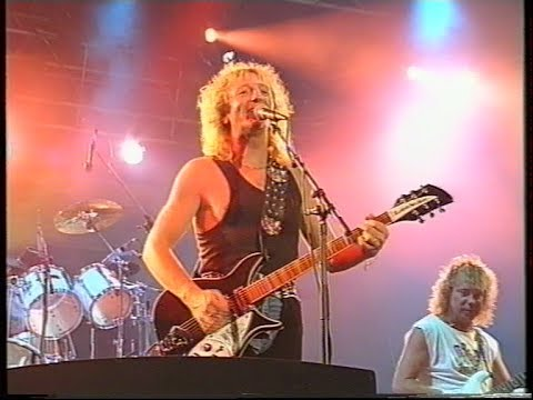 Smokie - Summer Of '69 - Live - 1992