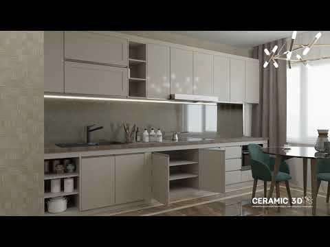 Ceramic 3D: создавайте интерьеры для жизни