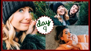 Video WE BOUGHT TWO CHRISTMAS TREES! | VLOGMAS MP3, 3GP, MP4, WEBM, AVI, FLV September 2018
