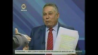 La enjabonada de Vladimir Villegas a Pedro Carreño