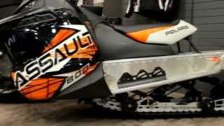9. Polaris 800 Switchback Assault 144