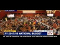 NATIONAL BUDGET READING FY 2017/2018