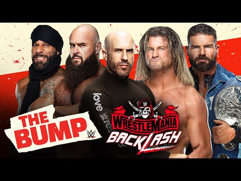 WrestleMania Backlash preview special: WWE's The Bump, May 16, 2021