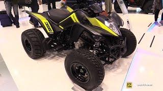9. 2016 Kymco Maxxer 300i Sport ATV - Walkaround - 2015 EICMA Milan