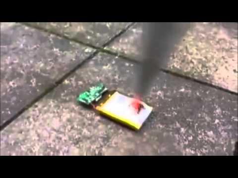 Telefon bataryasının büyük tehlikesi