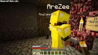 Sleepy Cry and Friends Break: Minecraft: The Dark Descent [P1]