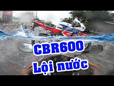 Đà Nẵng ngập thất thủ, CBR600rr lội nước và cái kết buồn - Thời lượng: 15:50.