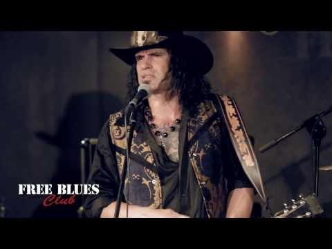 Eric Sardinas & Big Motor in Free Blues Club -