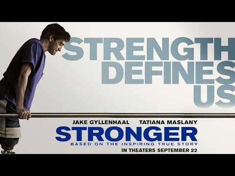 Stronger (Featurette 'Who Is Jeff Bauman')