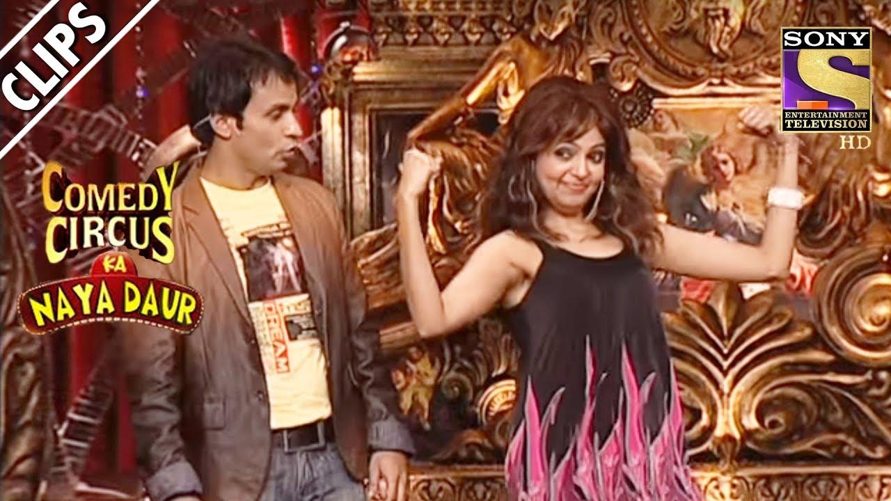 Sugandha Mimics Archana Puran Singh | Comedy Circus Ka Naya Daur