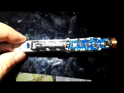 Замена аккумулятора в зубной щетке Braun Oral-b (Oral-b toothbrush battery replacement)