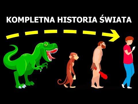 Historia Ziemi i życie jej najstarszego stworzenia