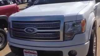 M10484 2009 Ford F150 Platinum Edition