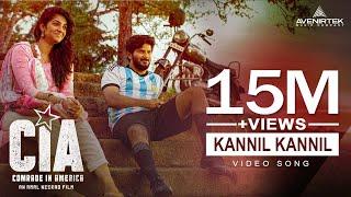 Video Kannil Kannil Video Song | Comrade In America ( CIA ) | Gopi Sundar | Dulquer Salmaan MP3, 3GP, MP4, WEBM, AVI, FLV April 2018