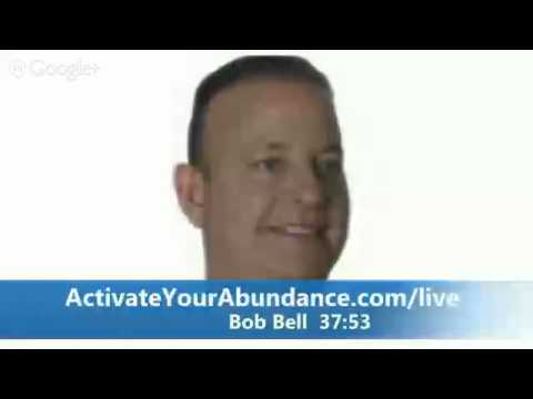 Activate Your Abundance with Shefali Burns and Bob Bell