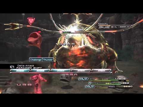 preview-Let\'s Play Final Fantasy XIII #091 - Ochucinco (HCBailly)