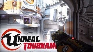 Nonton [Unreal Tournament] Amazing New Graphics, Pre-Alpha Deathmatch Film Subtitle Indonesia Streaming Movie Download