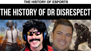 Video The History of Dr DisRespect - Twitch Superstar | The History of ESPORTS (PUBG H1Z1 COD) MP3, 3GP, MP4, WEBM, AVI, FLV Oktober 2018