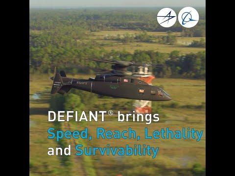Перспективный американский скоростной вертолет побил собственный рекорд
