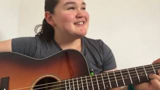 Hello y'all! this is Kathy. this song is my father's [Jaiku Angnatuk's] song. my video of this song had 10k views from Facebook. i just wanted to upload this, so i did ...