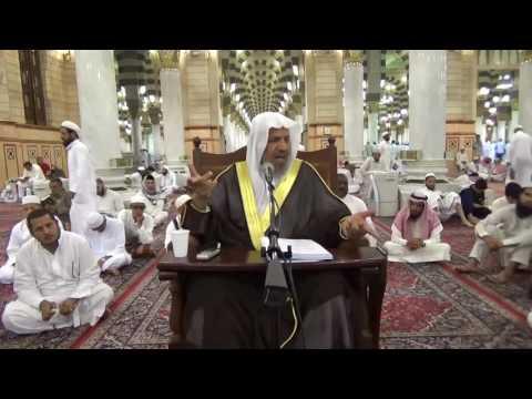 شرح كتاب الصيام من كتاب (البدائع الباهرة   على أبواب الفقه الزاهرة) الدرس الثالث  -   المسجد النبوي بتاريخ 20-8-1437هـ