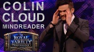 Video Mentalist Colin Cloud amazes at the Royal Variety Performance 2017 MP3, 3GP, MP4, WEBM, AVI, FLV Januari 2019
