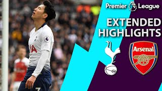 Tottenham v. Arsenal | PREMIER LEAGUE EXTENDED HIGHLIGHTS | 3/2/19 | NBC Sports