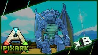 Gargoyle Tamed! :: PixARK Multiplayer :: E02