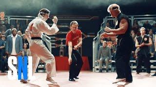 Video The Karate Teen - SNL MP3, 3GP, MP4, WEBM, AVI, FLV September 2018