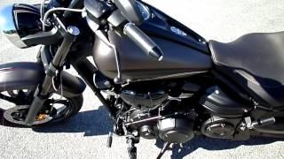 3. 2014 Yamaha Raider SCL Matte Iron.