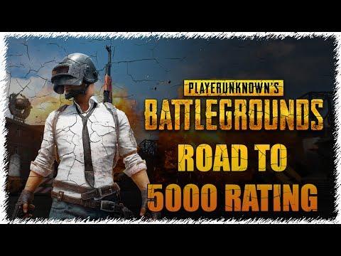 🔴Дорога к 5к рейтингу ► PlayerUnknown`s Battleground