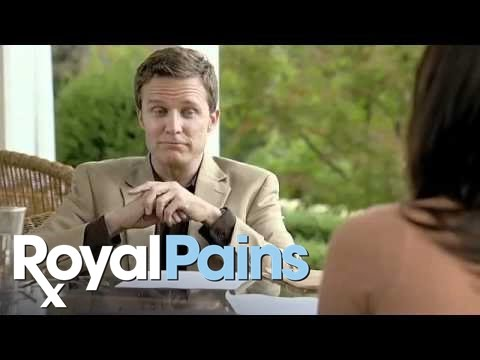 Royal Pains 2.18 Clip
