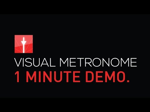 Video of Visual Metronome