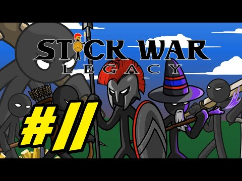 "Stick War: Legacy - 11 - ""Weekly Levels, Week 8????"""