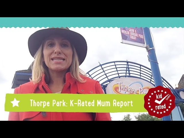 Thorpe Park: Mum Report