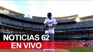 El mundo está a la expectativa de Julio Urías – Noticias 62 - Thumbnail