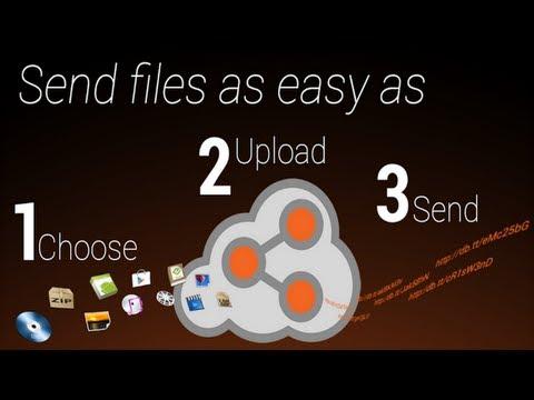 Video of CloudSend