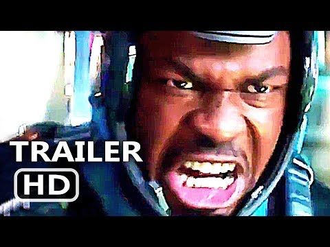 PACIFIC RIM 2 UPRISING Official Trailer TEASE # 2 (2018) John Boyega, Sci-Fi Movie HD